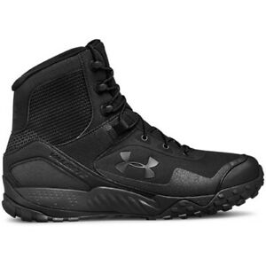 Under Armour 302103500112 Mens Black 12 W Wide 4E Valsetz RTS Tactical Boots