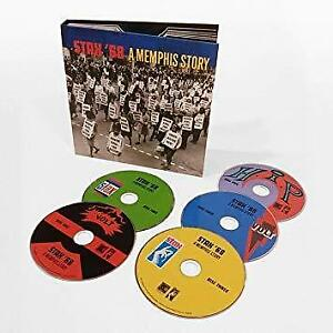 Stax 68: A Memphis Story - Various Artists (NEW 5CD)