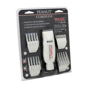 Wahl 8663 Cordless Peanut Trimmer