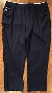 NOTRE DAME FOOTBALL TEAM ISSUED UNDER ARMOUR PANTS NEW TAGS 2XL TALL