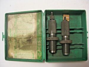 RCBS DIE SET .270 WINCHESTER WIN RELOADING DIES ~ HUNTING SHOOTING GUNS TOOLS