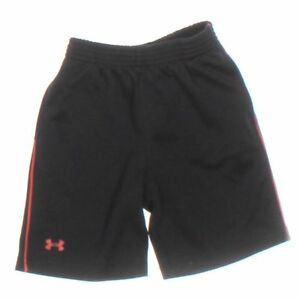 Under Armour Boys  Shorts size 22T  black  polyester