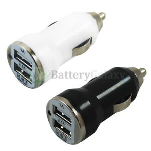 1-100 Lot Dual 2 Port Car Charger for Android Phone Google Pixel 1 2  XL 1 2
