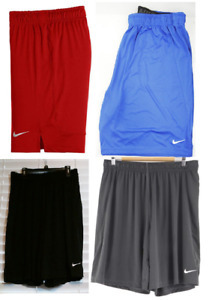 NIKE Dri Fit Men's Training Athletic Shorts, Pick Color and Size, Style 728220 $21.99