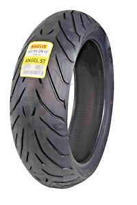 New 18055-17 Rear Pirelli Angel ST High Speed Sport Bike Tire 18055ZR17