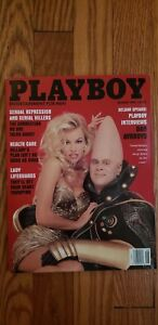 Playboy August 1993 #5 all time most valued playboy magazine