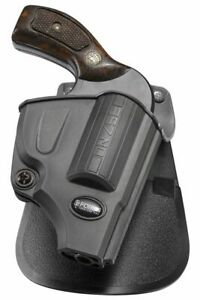 Fobus Evolution Holster, Black, one-size, J357ND