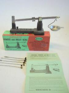Redding Powder + Bullet Scale Minty Condition with Original Box