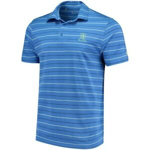 Under Armour TPC Twin Cities Royal Performance Stripe 2.0 Polo