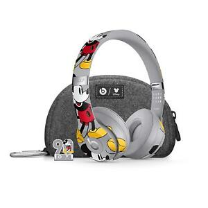 Beats by Dr.Dre Wireless On Ear Headphone Mickey Mouse 90th Anniversary Model