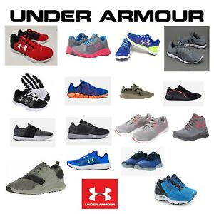 NEW - Under Armour Boy's & Girl's Athletic Running Shoes - Choose Size & Color