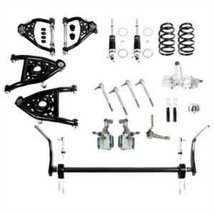 Detroit Speed 031330-R Front Speed Kit 3 1967 GM A-Body With Big Block Chevy Mot