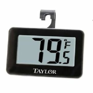 Taylor Fridge and Freezer Thermometer  Hanging  #1443   NEW