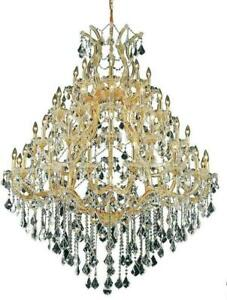 CHANDELIER PENDANT MARIA THERESA TRADITIONAL HALLWAY DINING ROOM LARGE FO