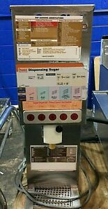 SURE SHOT AC6.E-5 COMMERCIAL SUGAR DISPENSER 120V
