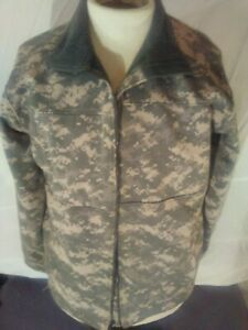 Massif NOMEX  X-Large ACU ARMY Elements Jacket. US Military Issue.
