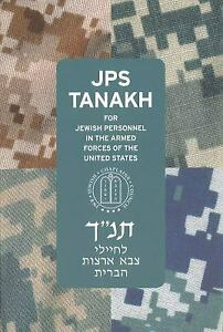 The JPS Bible Pocket Edition (military): English-only Tanakh-ExLibrary