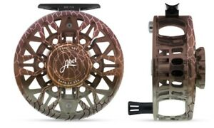 NEW ABEL SDS SEALED DRAG SALT WATER #78 WEIGHT FLY REEL REDFISH FREE $100 LINE