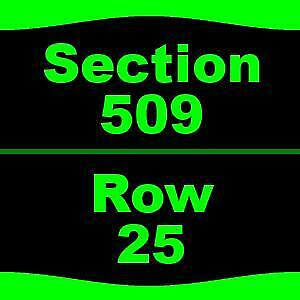 4 Tickets Bob Seger And The Silver Bullet Band 614 DTE Energy Music Theatre Cla