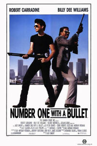 NUMBER ONE WITH A BULLET -ENG 16MM PRINT COLOR -
