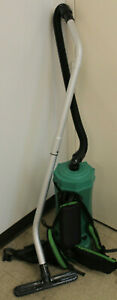 BISSELL BIG GREEN COMMERCIAL VACUUM CLEANER BACKPACK BG1006