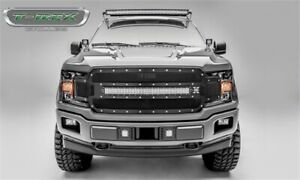 T-Rex Grilles 6315711 Torch Series LED Light Grille 1-30 in. Double Row LED Bar
