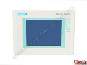 Siemens  6AV6642-0AA11-0AX1  TP177A Touch Panel  (Refurbished)