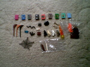 Lego Harry Potter Accessories Spares Animals Reptiles Books GBP 2.50