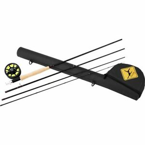 Echo Traverse Fly Rod and Reel Kit