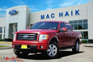 2010 F-150 FX4 2010 Ford F-150 FX4 132747 Miles Red Candy Metallic Crew Cab Pickup GasEthanol