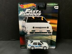 Hot Wheels Volkswagen Jetta Fast and Furious GBW75 956B 1 64