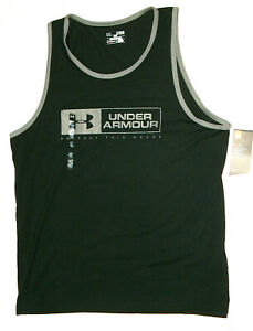 NEW UNDER ARMOUR SZ XL LOOSE UA HEAT GEAR PROTECT THIS HOUSE TANK TOP SHIRT NWT