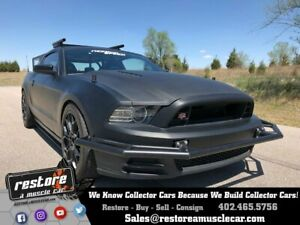 2013 Ford Mustang GT - Saleen  Need for Speed Movie Car - 625hp 2013 Need for Speed Saleen Mustang GT - 625HP Movie Filming Car