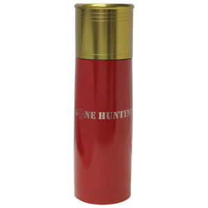 Gone Hunting - Engraved 25 oz Red Shot Gun Shell Double Wall Insulated Thermo