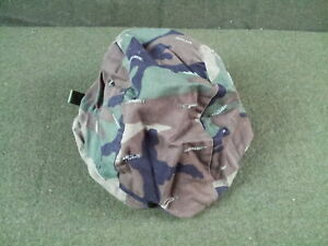 PASGT Helmet Cover Woodland Camo Small-XSmall 8415-01-092-7514