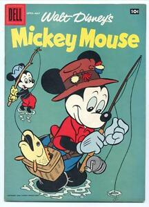 Mickey Mouse #59 Fishing Cover