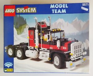 LEGO Model Team 5571 Giant Truck MISB NEW FACTORY SEALED VERY RARE
