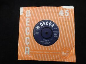 Can can 62 Peter Jay and the Jaywalkers 1962 GBP 3.00