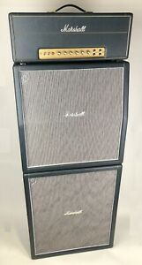 Marshall Handwired Jimi Hendrix Super 100JH 100w Stack with ALL Candy #46 of 600