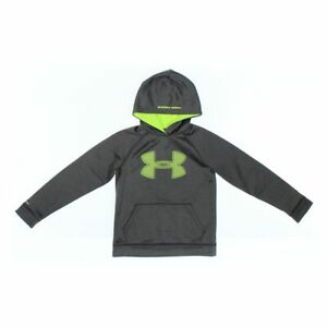 Under Armour Boys Hoodie size 8  grey  other