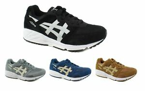 ASICS Mens Gel-Lique Suede Running Casual Sneaker Shoes