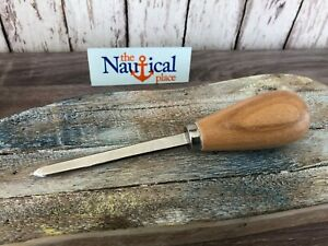 Stainless Steel Oyster Shucking Knife ~ Straight Blade ~ Maryland Seafood Knives
