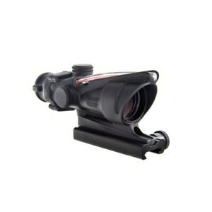 Trijicon TA31H-68 ACOG Red Horseshoe Reticle 223 Black 4x32 Rifle Scope