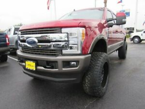 2019 F-250 King Ranch 2019 Ford Super Duty F-250 SRW King Ranch 5 Miles Ruby Red Metallic Tinted Clear
