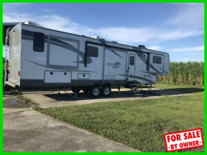2018 Highland Ridge Open Range  376FBH 41' Fifth Wheel 5 Slides AC CA c673898