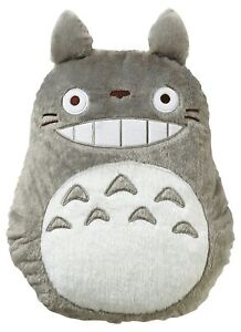 Studio Ghibli My Neighbor Totoro Big Totoro 17-Inch Die-Cut Pillow
