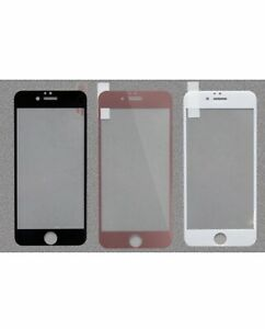 Full Coverage Tempered Glass Screen Protector For iPhone 6 6s Plu 7 8 Plus X Xs