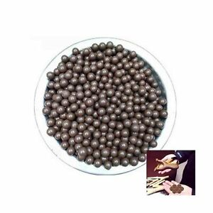 NIDAYE Fabcell Slingshot Ammo Balls – 1000pcs 38 Inch (About 9mm) Hard Clay ...