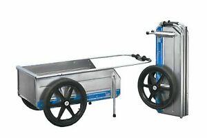 Marine Fold-It Utility Cart For Tote Carrying Items Supplies For Camp USA NEW 1