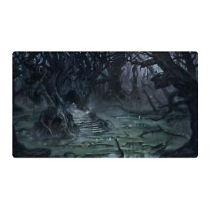 Ultimate Guard Play-Mat Lands Edition II Swamp 61x35cm UGD010903 Pokemon Magic
